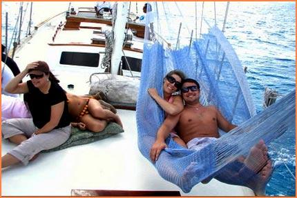 Cozumel yacht tour