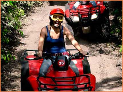 Cozumel ATV Tour
