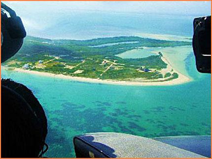 Cozumel aerial tour