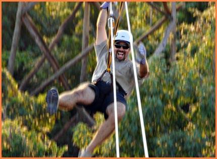 Cozumel climbing tour