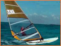Cozumel windsurf