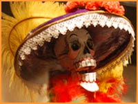 Cozumel Day of the Dead