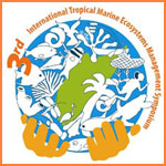 3rd International Tropical Marine Ecosystems Management Symposium (ITMEMS3) in Cozumel.