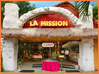 Since 1982 La Mission Downtown In Cozumel Has Been Known For Its Fresh Seafood And Excellent Mexican Cuisine