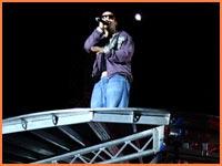 Cozumel reggaeton concert