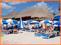 San Francisco Beach, Cozumel