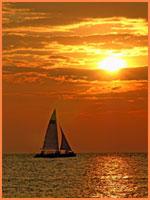Sunset tour in Cozumel