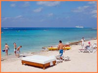 Cozumel beach pass
