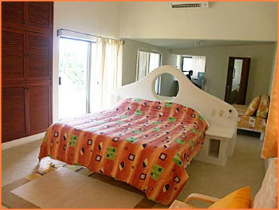 Villa rental in Cozumel