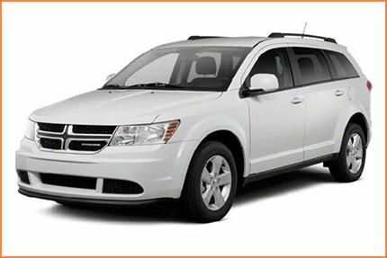 Dodge Journey rental