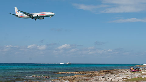 Cozumel airlines