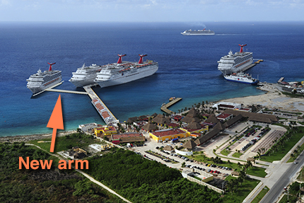 Where Does Carnival Dock In Cozumel - About Dock Photos ...