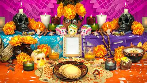 Day of the Dead Altars