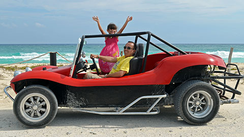 Cozumel Dune Buggy Offer
