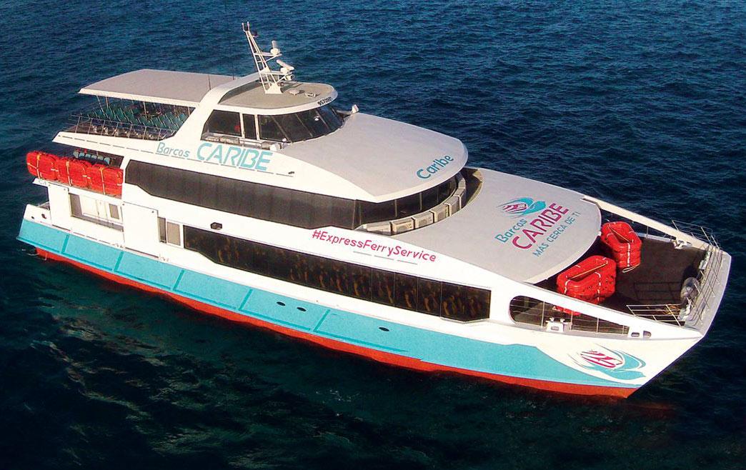 Ferry To Each Island