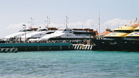 Cozumel ferries