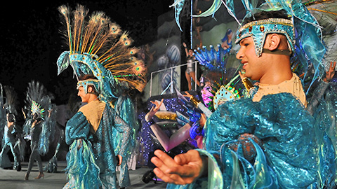 Cozumel Carnival 2016 Program