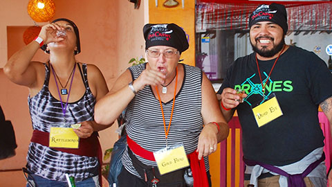 Cozumel Bar Crawl