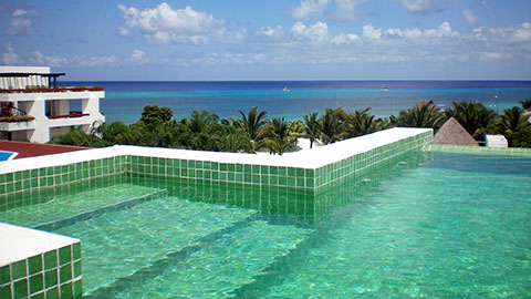 Cozumel penthouse for sale