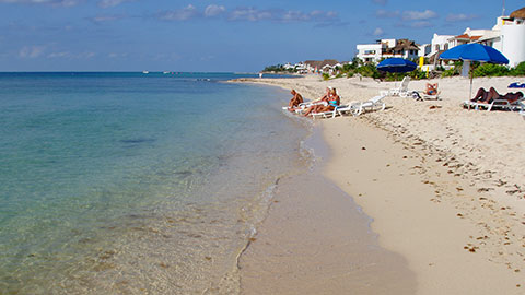 Cozumel Beaches in Great Shape - This is Cozumel