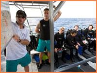 Cozumel beginner boat dive