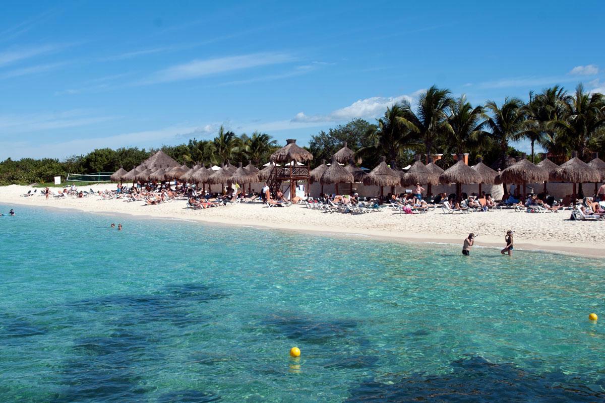 Cozumel Beach Mage The Best Beaches In World