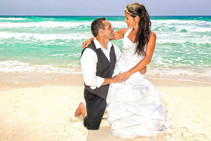 Married Cozumel