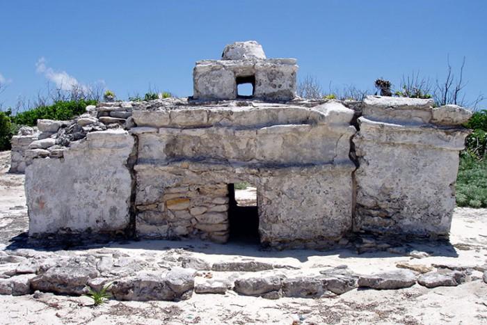 Cozumel Mayan ruins