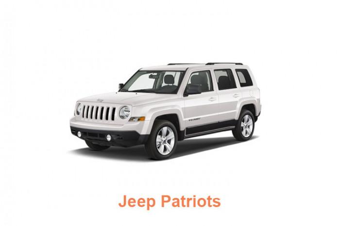 Jeep Patriots