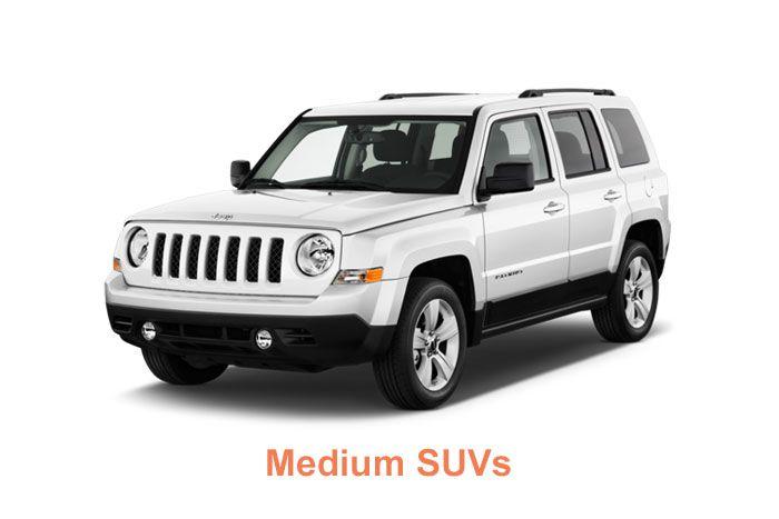 Medium SUV