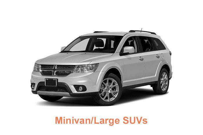 Minivans/Large SUV