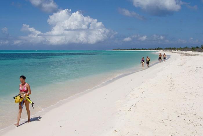 Visit beaches
