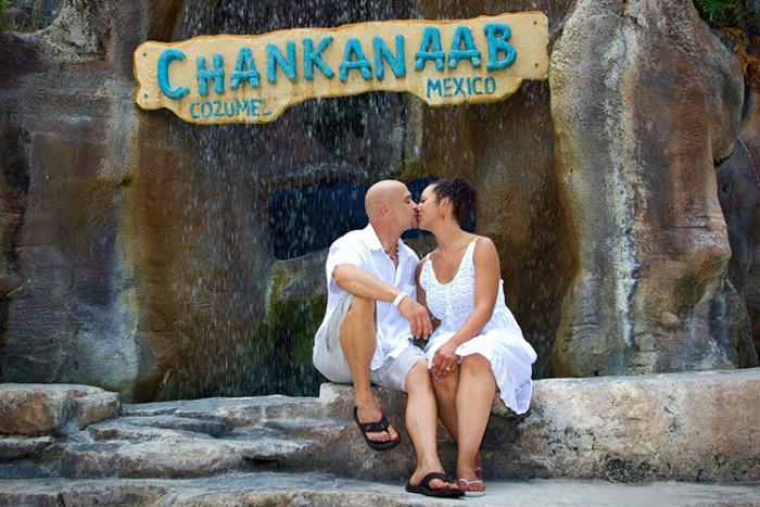 Mayan vow renewal