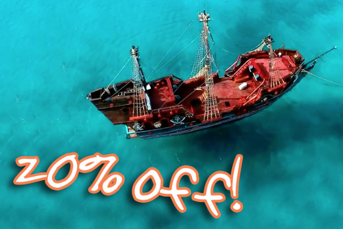 Pirate Snorkel